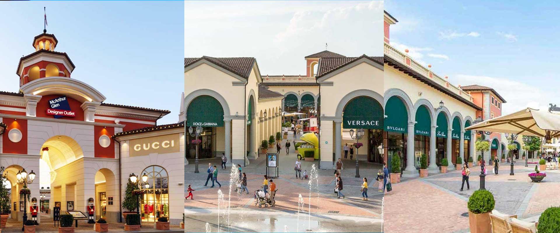 Outlet Serravalle