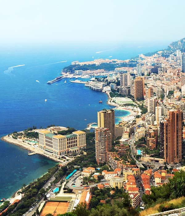 Principato-di-Monaco-costa-Azzurra
