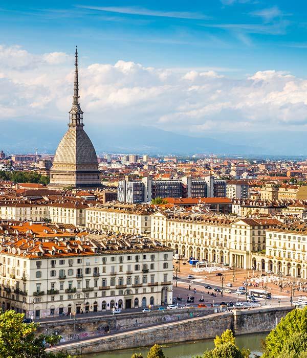 The wonders of Turin